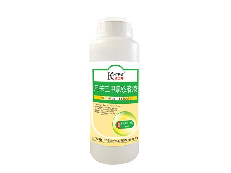 500ml of veterinary disinfectant